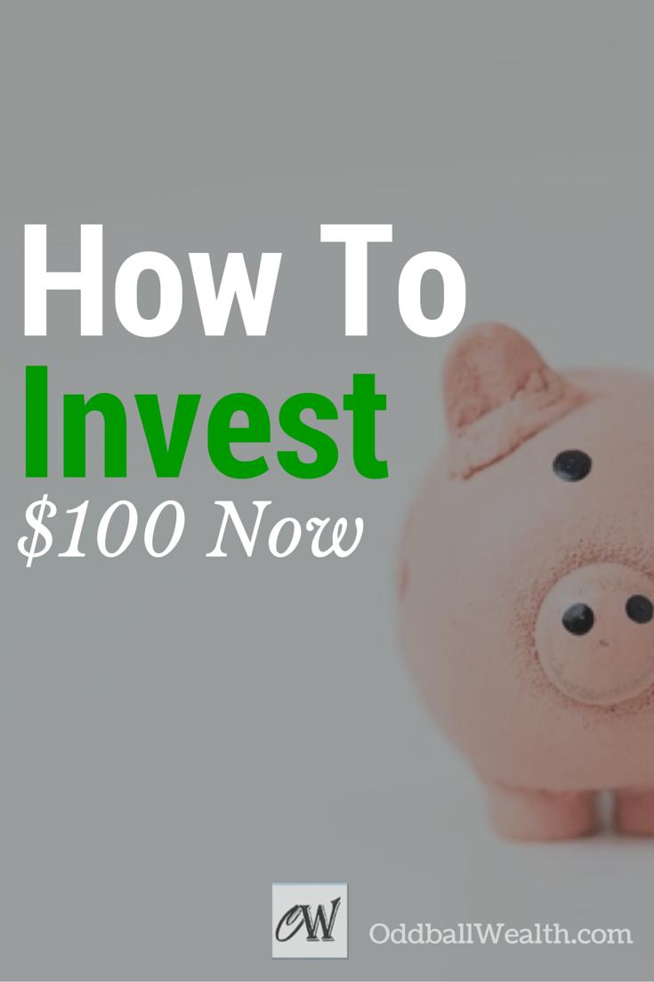 13 Best Ways to Invest $100