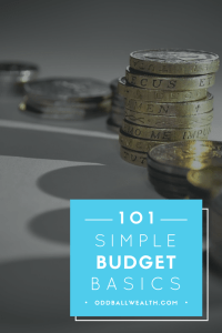 Creating A Simple Budget – A First Timer's Guide