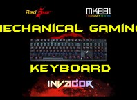 ReadGear Invador MK881 Mechanical Gaming Keyboard