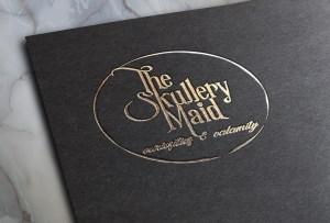 The Skullery Maid - Logo
