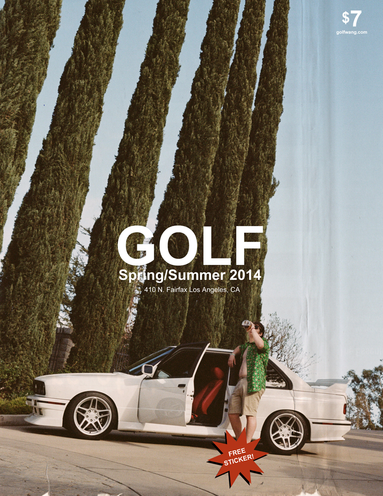 a80874f1ea7589 Golfwang Spring Summer 2014 Lookbook Released