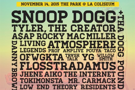 Camp Flog Gnaw Festival Returns for 2015