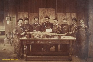 https://oddgraves.wordpress.com/2017/04/20/dead-ends-human-dissection/
