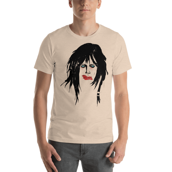 Chisteene Shirt – Heather Dust