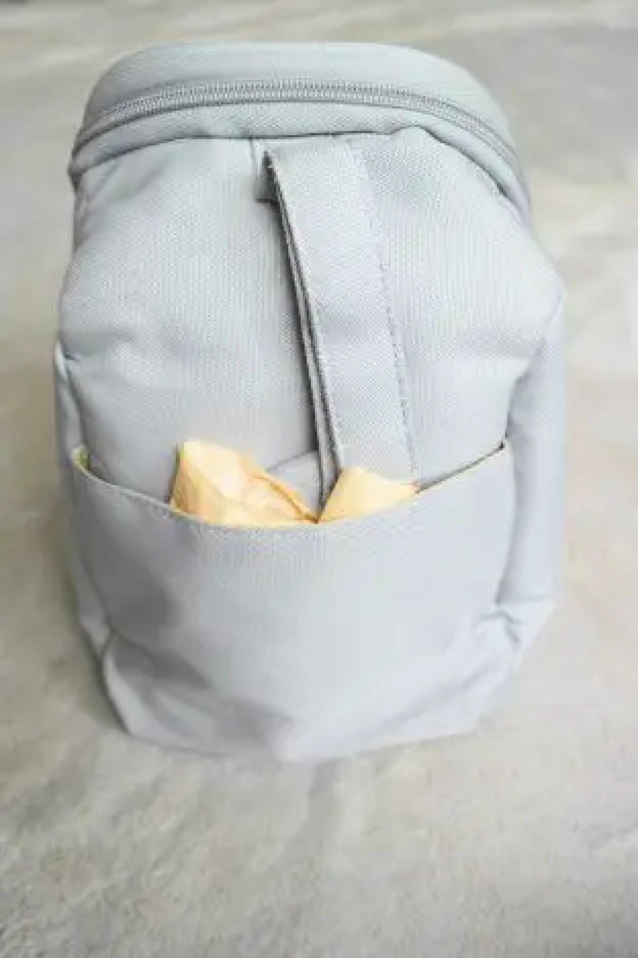 Changing Bag Change Pod Back