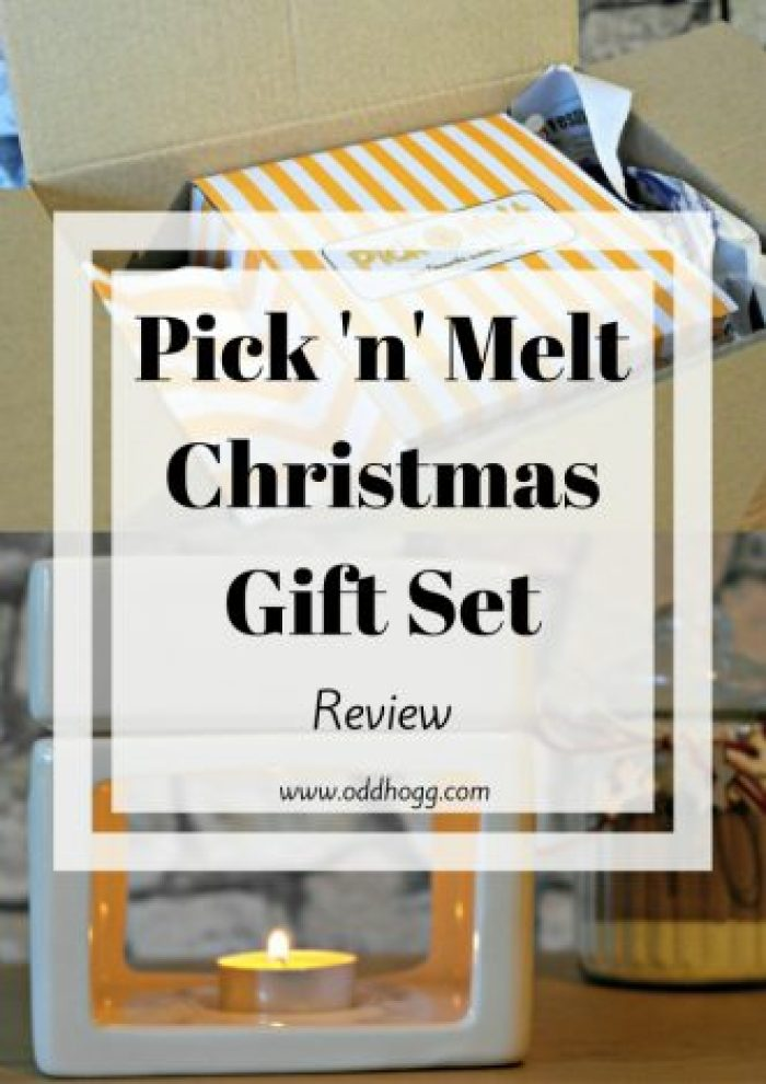 Pick n Melt Christmas Gift Pack Review | Are you looking for the perfect gift for that hard to buy person? Your mum? Sister? Pick n Melt have a Christmas Gift Set this year which is gorgeous - check out this review to find out more http://oddhogg.com