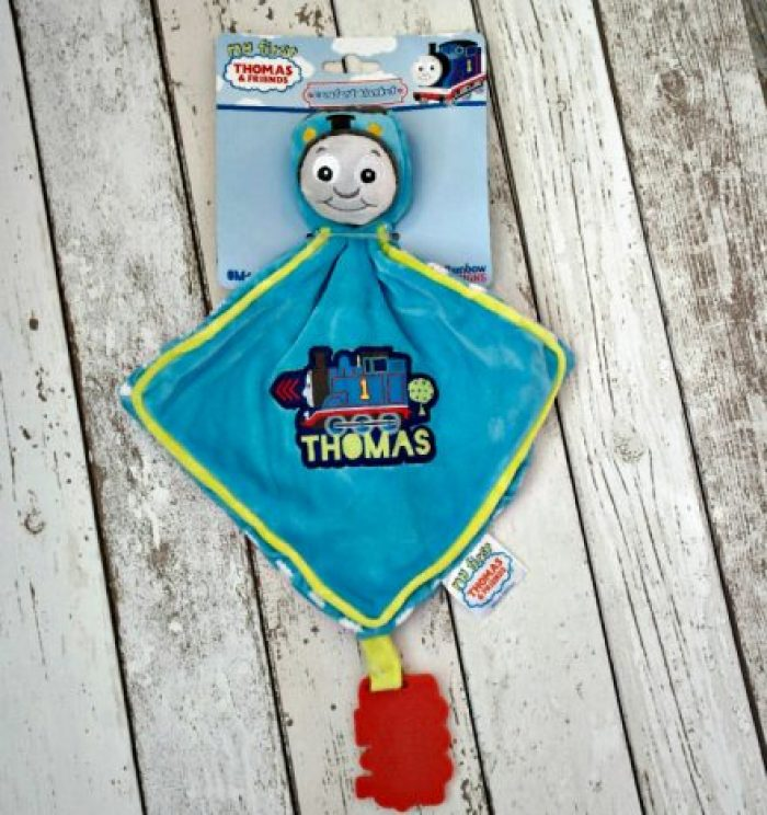 My First Thomas Comforter and Toy Review | Comfort Blanker http://oddhogg.com