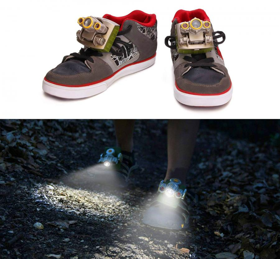 Kids Light White Shoes
