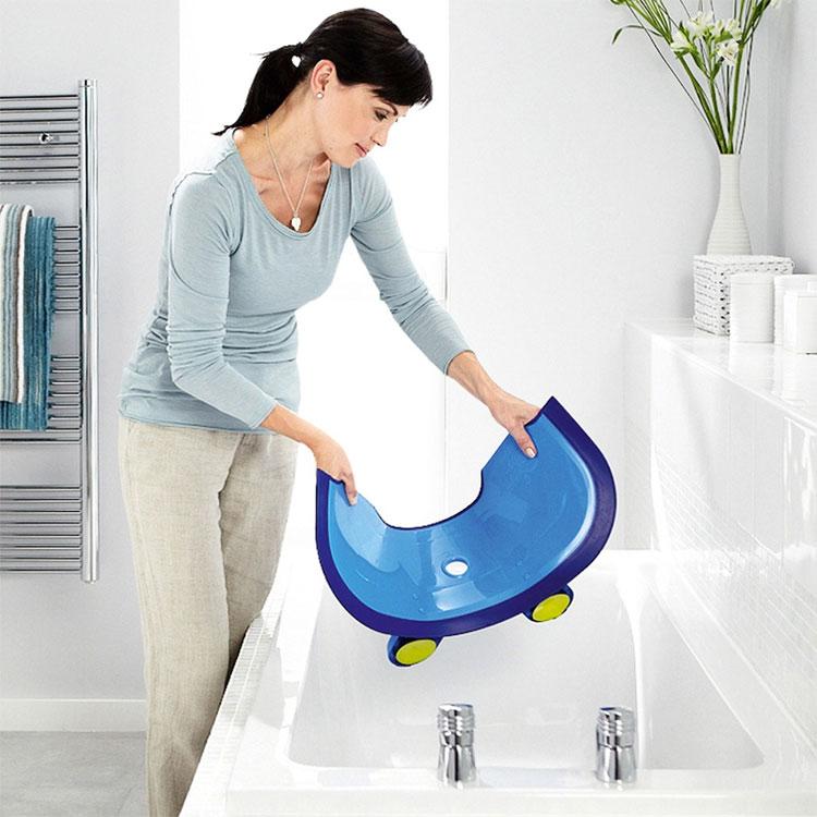 Kids Bathtub Water Divider