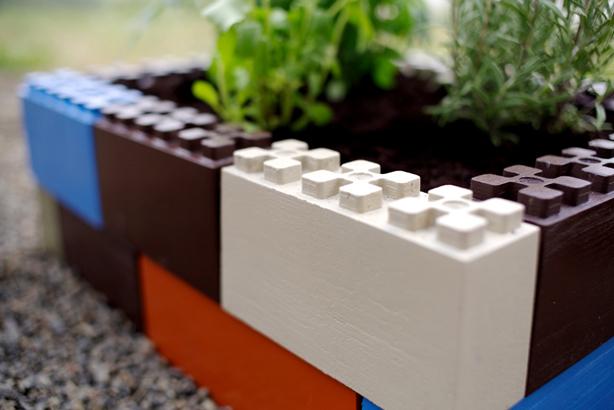 Lego Garden Blocks