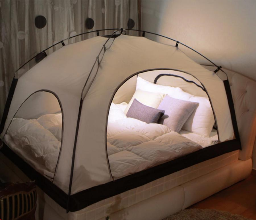 The IKamper Room In Room Is A Tent For Your Mattress