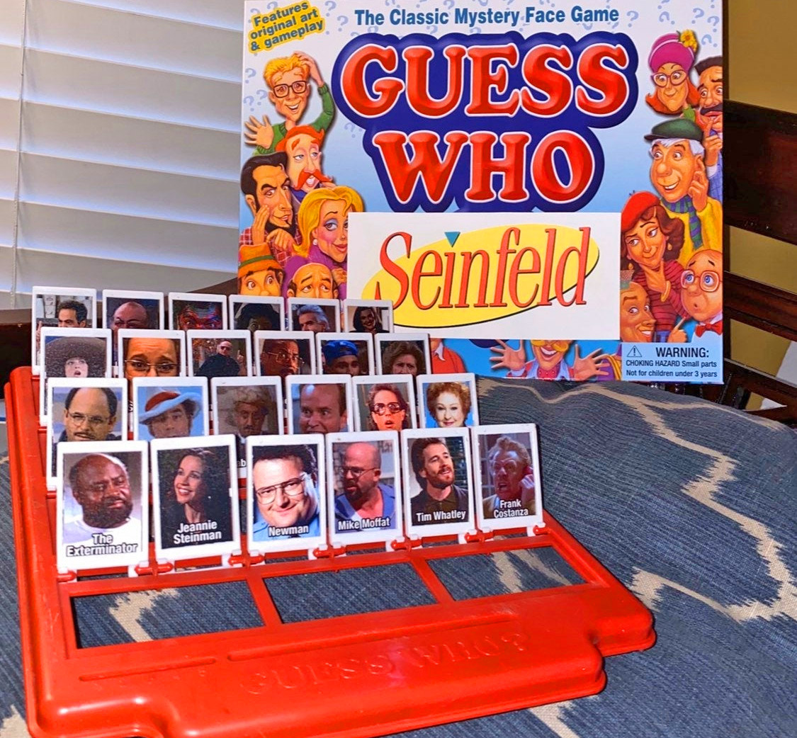 There S Now The Office Guess Who Board Game As Well As