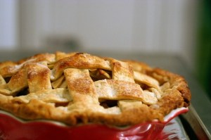 National Roof Over Your Head Day, Apple Pie Day |