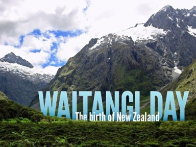 Waltangi Day