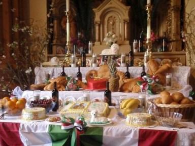 St. Joseph Day Altar