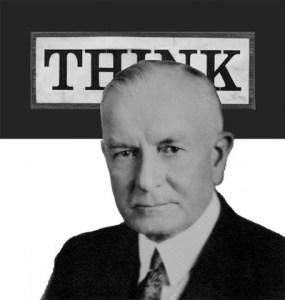 Thomas J Watson