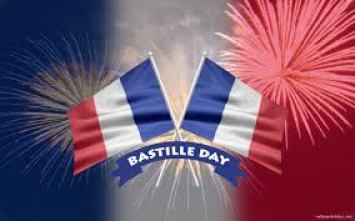 Bastille Day, Nude Day, Bastille Food