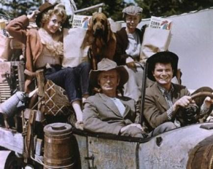 The Beverly Hillbillies, Better Breakfast Day, Johnny Appleseed Day