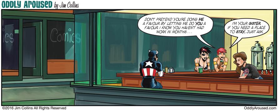 Captain Coffee