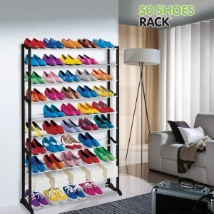 50-Shoes-Rack-Kenkäteline-1