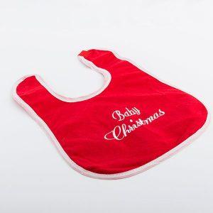 Baby-Christmas-Lasten-Ruokalappu-1