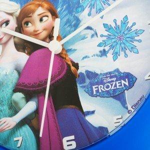 Frozen-Seinäkello-1