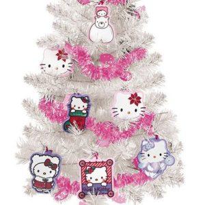 Hello-Kitty-Joulukuusi-ja-Koristeet-1