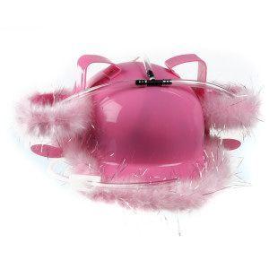 Juomakypärä-Pinkki-Höyhenien-kanssa-1