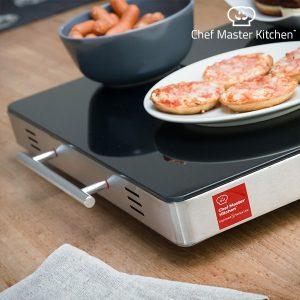 Chef-Master-Kitchen-Serie-S-Lämpölevy-Ruualle-400W-1