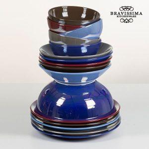 Tableware-19-pcs-China-crockery-Ruskea-Kitchens-Deco-Kokoelma-1