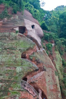 Leshan Buddha - 3