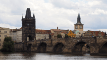 Prague Charles Bridge - 1p