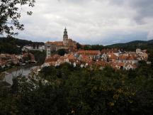Cesky Krumlov Castle - 1