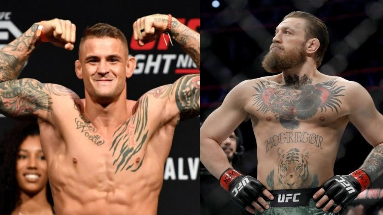 Dustin Poirier's strength and conditioning program ahead of UFC 264. Video