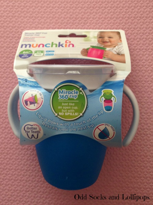 Munchkin 360 Mirarcle Cup Review 2