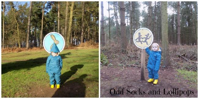 The Stick Man Trail - found 1