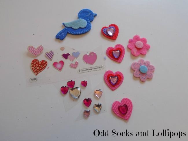Valentine's Sweetie Jar Step 4
