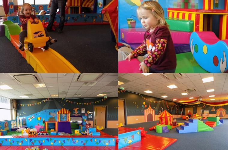 Bluestone Adventures 2 Circus Room