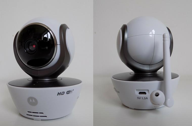 Motorola Digital Video Baby Monitor Camera