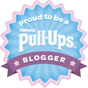 Proud to be a Huggies Pull-Ups Blogger