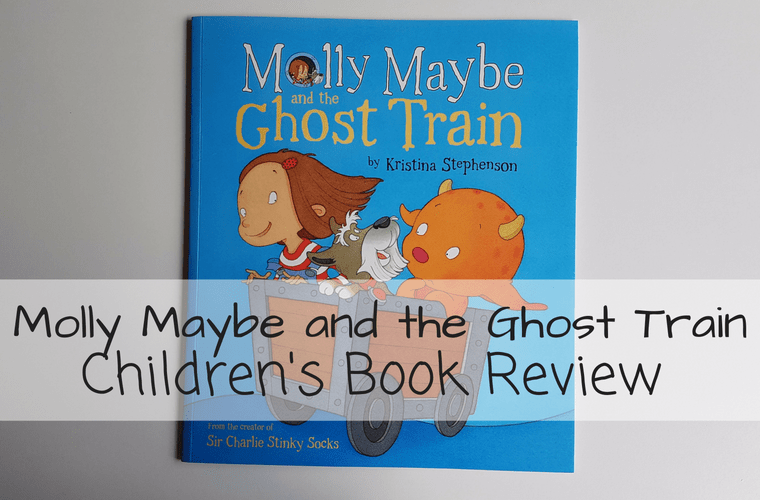 Molly Maybe and the Ghost Train - Children's Book Review
