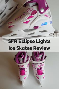 SFR Eclipse Lights Ice Skates Review