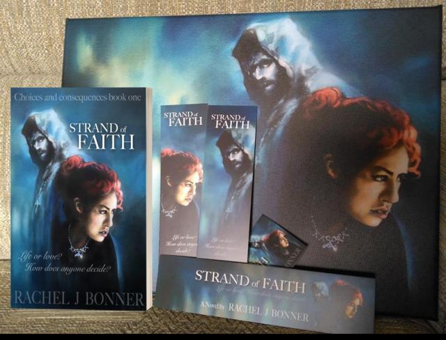 Strand of Faith - prizes