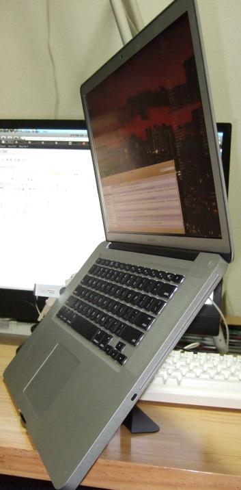 MacBook Pro スタンド (4/4)