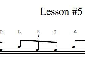 Lesson #5 Thumbnail