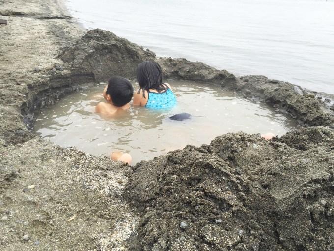 北海道 砂湯