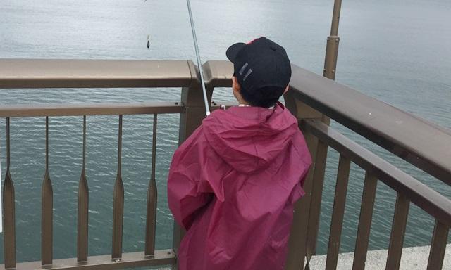 釣り 子供 服装