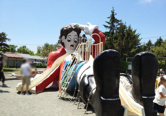 水遊びにレンタサイクル、大型遊具が楽しい札幌市西区「農試公園」に行ってきました!