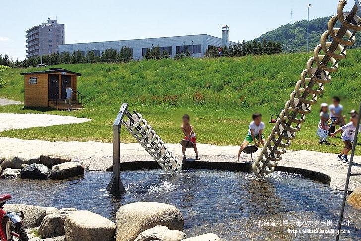 全部無料!行って楽しかった札幌の水遊び場スポットBEST3!!