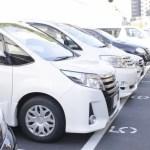 駐車場渋沢